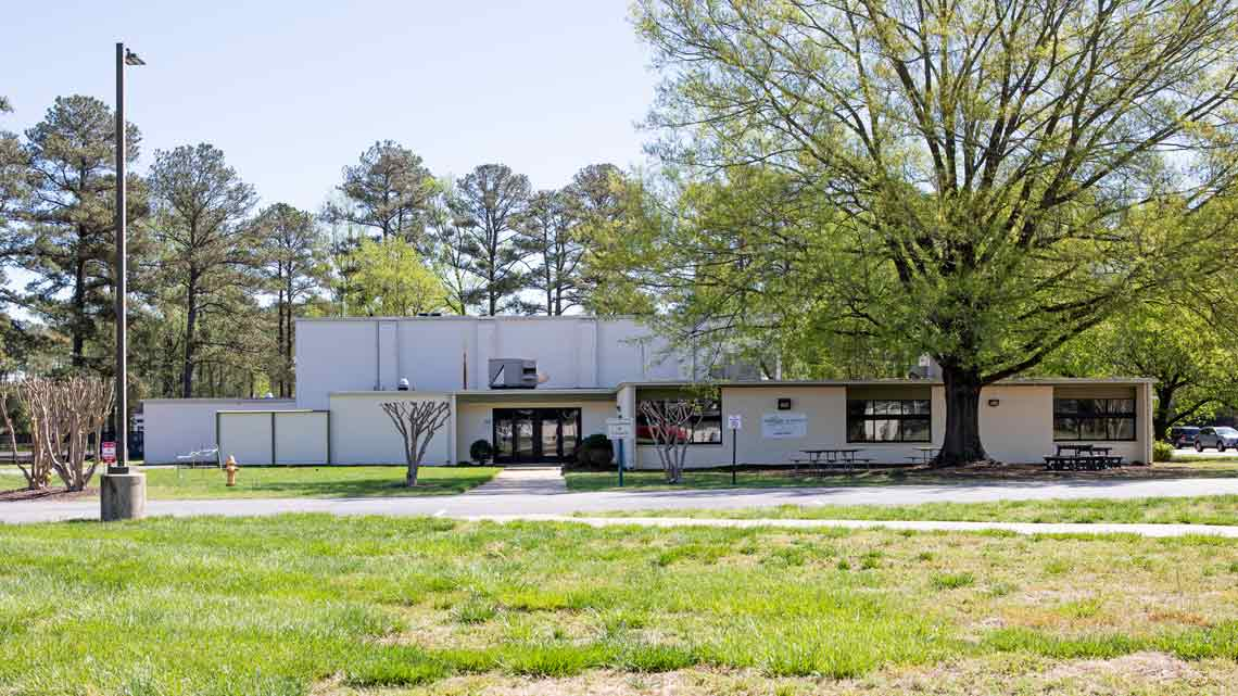 Poplar Springs Hospital Cafeteria
